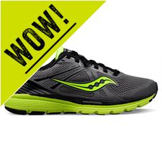 Swerve Men's Running Shoe
