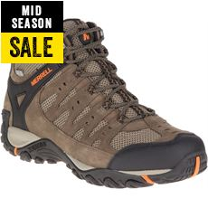 Men's Accentor Mid Vent WP Walking Boots
