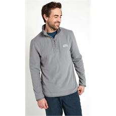 Men's Sponde 1/4 Zip Neck Grid Fleece Top