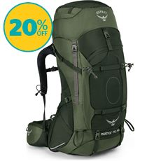 Aether AG 70 Rucksack (M)
