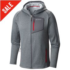 Men's Jackson Creek II Fleece Hoodie