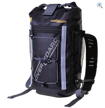 Overboard Pro-Light Waterproof Commuter Backpack (12 Litres) – Colour: Black