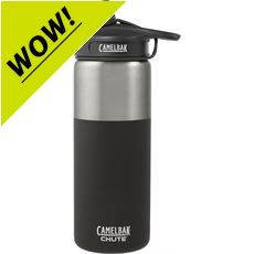 Chute® Vacuum Insulated Stainless Bottle 20oz (Jet)