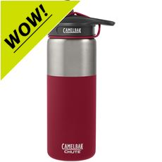 Chute® Vacuum Insulated Stainless Bottle 20oz (Brick)