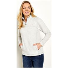 Chrystal 1/4 Zip Lightweight Microfleece