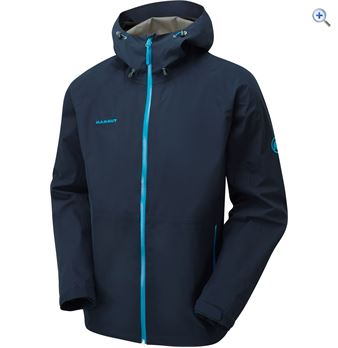Mammut Mens Juho Jacket  Size L  Colour Blue