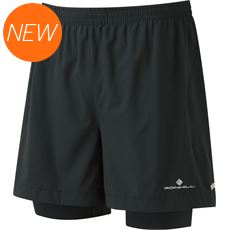 "Men's Stride Twin 5"" Short"