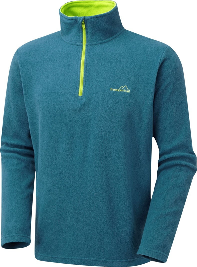 Mens Micro Fleece and Lightweight Fleeces | GO Outdoors