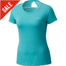 Women's Peak To Point Novelty Short Sleeve Shirt