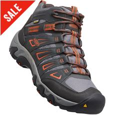 Men's Oakridge Mid WP Boots