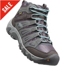 Women's Oakridge Mid WP Walking Boots