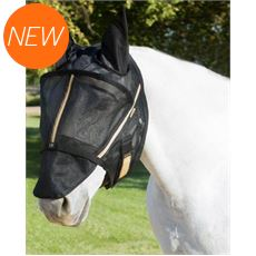 Guardsman Fly Mask with Ears