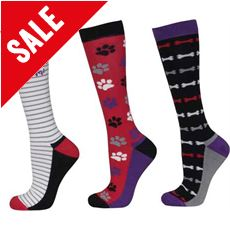 Women's Merrimac Three Pack Socks