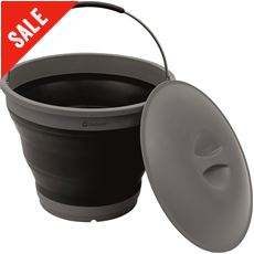 Collaps Bucket w/Lid