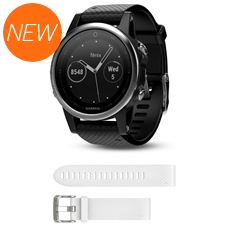 fenix 5S HR Strap Bundle