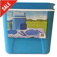 24L Cooler / Picnic Set