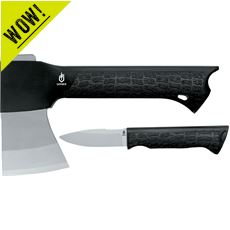 Gator Combo Axe with Knife