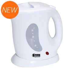 1L White Low Wattage Kettle