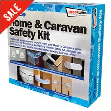 Home &B Caravan Safety Kit