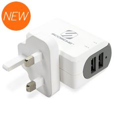 StrikeBase Dual USB Wall Charger