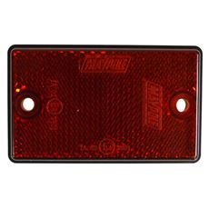 Red Oblong Reflector SA