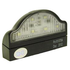 LED Numberplate Lamp with Base