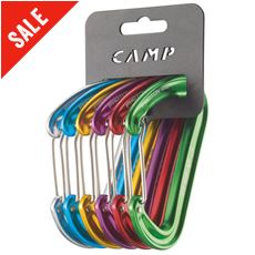 Photon Wire Rack Pack Carabiners