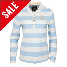 Framingham Ladies Long Sleeved Striped Top