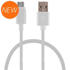 5ft Braided Micro USB Cable