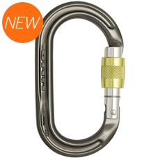 Ultra O Screwgate Carabiner