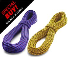 Ambition Half Rope 8.5mm x 60m (Twin Pack)