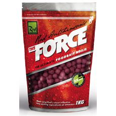The Force Food Bait Boilie 15mm (1Kg)