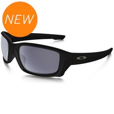 Straightlink Sunglasses (Grey/Matte Black)