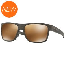 Crossrange Sunglasses (Woodgrain/PRIZM Tungsten Polarized)