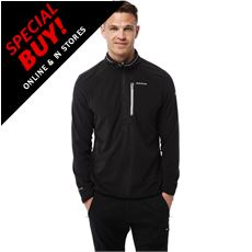 Pro Lite Men's Half Zip Fleece
