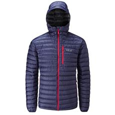 Men's Microlight Alpine Long Jacket