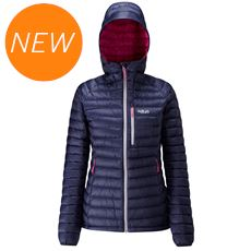 Women's Microlight Alpine Long Jacket