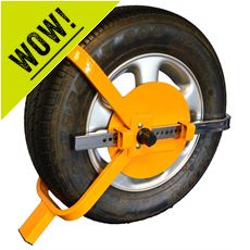 "Wheel Clamp (13"" - 17"")"
