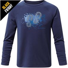 Kids' Mimir Long-Sleeved Graphic Tee