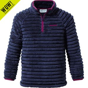 Kids' Appleby Half-Zip Fleece