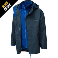 Kids' Versatile 3-in-1 Jacket