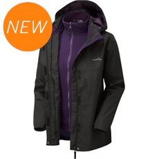 Women's Versatile 3-in-1 Jacket