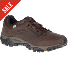 Men's Moab Adventure Lace Waterproof Shoes