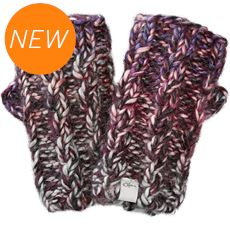 Katy Fingerless Winter Gloves