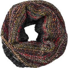 Chellene Infinity Scarf Hand-Knit