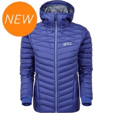 Women's Hybrid Spirit Down Jacket