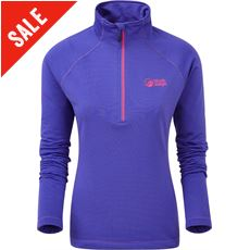 Women's Grid Fleece