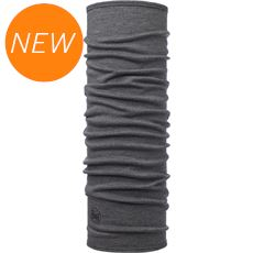 Midweight Merino Wool Buff®, Light Grey