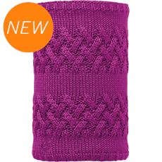 Savva Knitted & Polar Fleece Neckwarmer