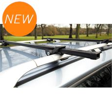Multi-fit Value Steel Roof Bar Kit (Model 001)